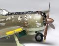 Hasegawa 1/48 Ki-84-I Frank - двойной дебют или эхо шторма
