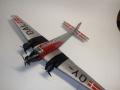 Heller 1/72 Ju-52/3m DDL Det Danske Luftfartselskab